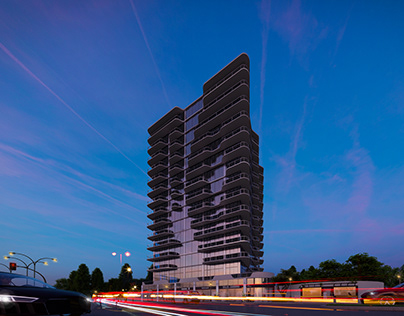AD1 : High-rise Apartment Building