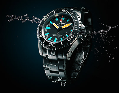 2000 Meters Automatic - Chris Benz Watches