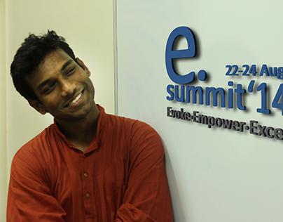 Profile Picture Campaign e.summit Logo