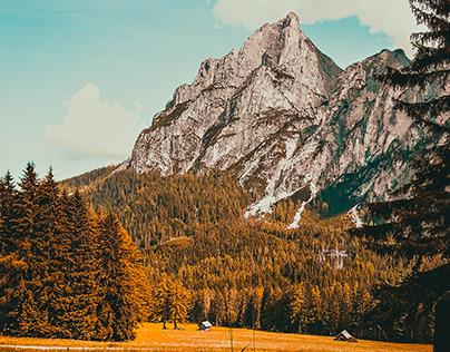 Mountain, Trentino