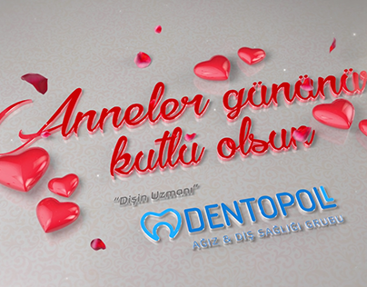 Dentapol Anneler Günü I Mother's Day For Dentapol Co.