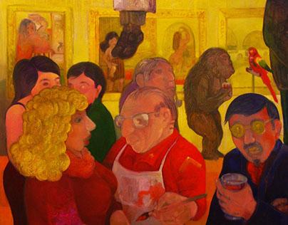 Dictator's art    2006