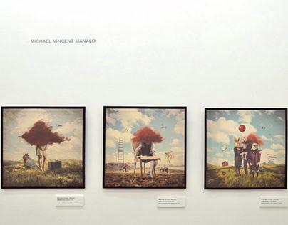 Pop Surrealism Exhibition in Italy
