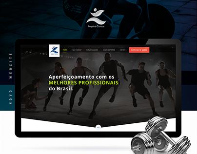 Website | Inspire Cursos