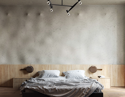 bedroom concept 2 / with Mqalato