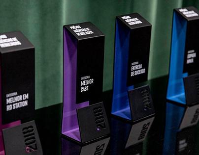 Troféus Prêmio Agência de Resultados 2018