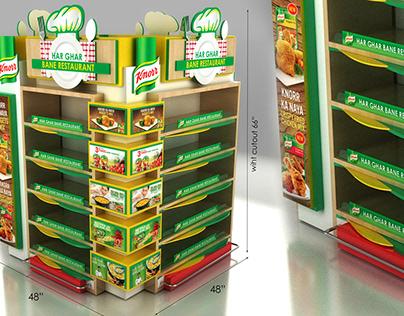 Knorr 360 Display