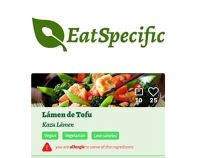 EatSpecific