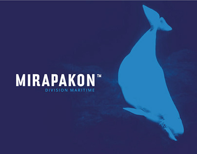 Refonte de logo MIRAPAKON