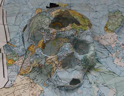 Skull / Map 2017