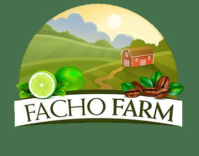 Diseño de logo - Finca Facho
