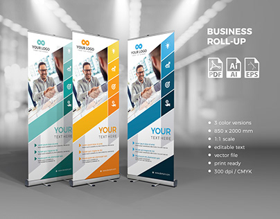 Business Roll-Up Template