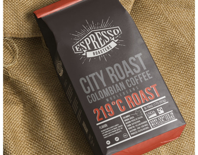 Espresso Roasters | Packaging