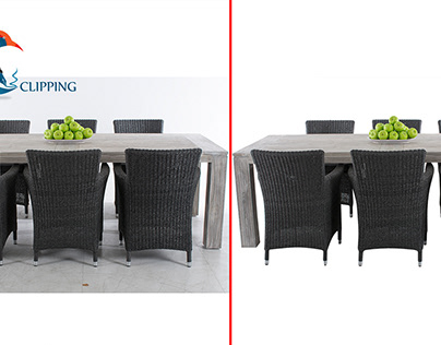 Clipping Path & Background Remove