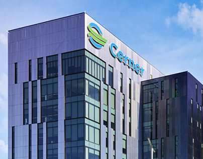 Cerner Brand and Website Redesign