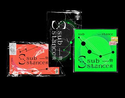 上海前衛後現代搖滾音樂品牌-Substance物質