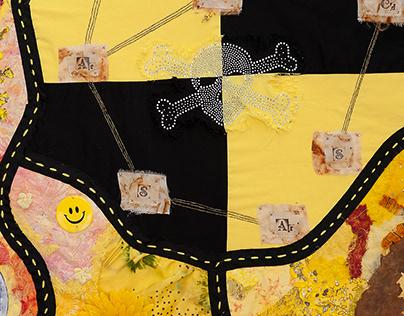 CHROMA Series + Jacob's Ladder by Deborah Weir