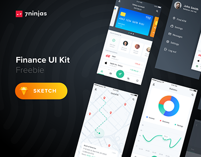 Free Finance UI Kit