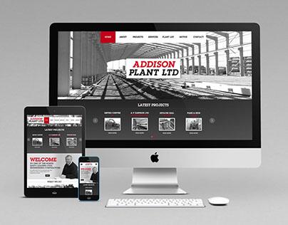 Addison Plant Ltd Website