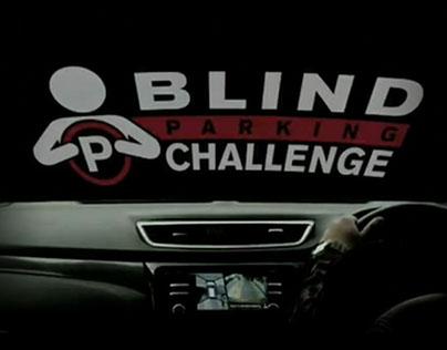 Nissan Blind Parking Challenge