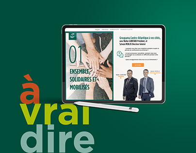 E-magazines Groupama