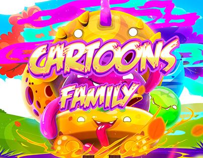 FAMILY CARTOON Oscar Creativo