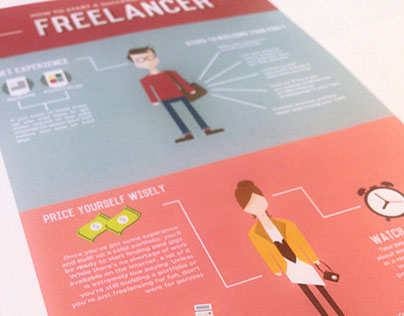 Freelancer Infographic