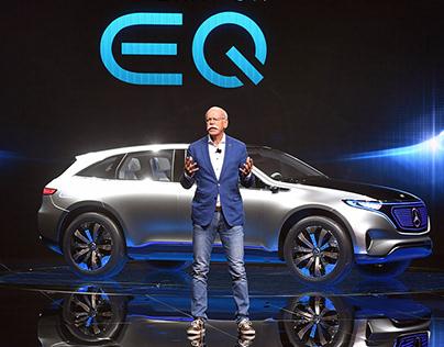 Mercedes-Benz EQ - Global Launch