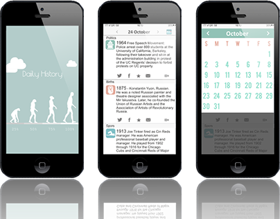 UX / UI, Branding, iOs mobile app.