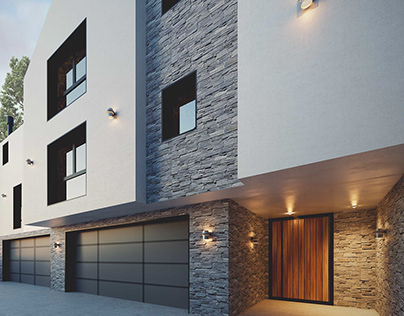 1088-Multi Family Residence Lot A+B+C