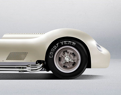 Lister Knobbly Cars