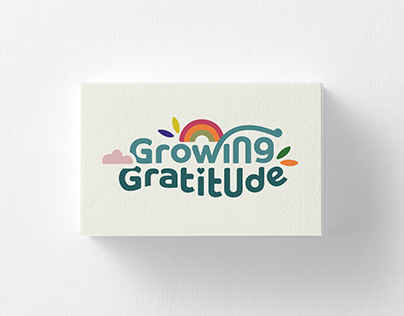 Growing Gratitude - Brand Design