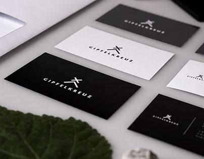 Corporate Design – Gipfelkreuz