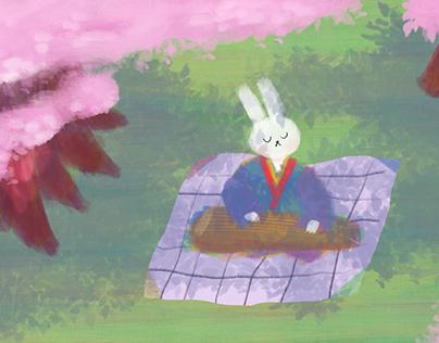 Koto 箏- Musical game