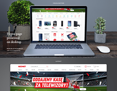 Neonet.pl - New Home Page