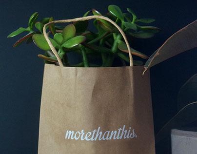 Morethanthis | Design shop