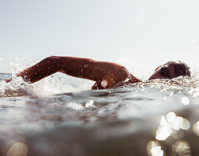 Olympic Swimmer | Calvyn Justus