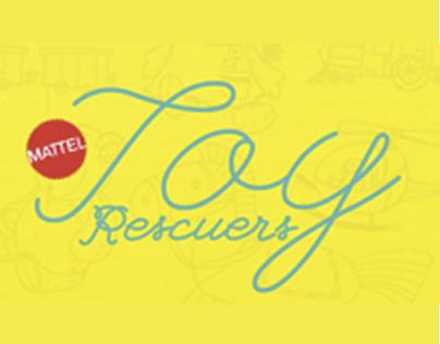 Mattel - Toy Rescuers