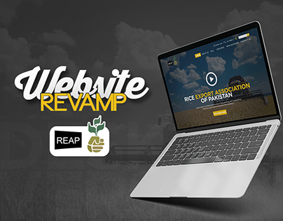 REAP   Website Revamp