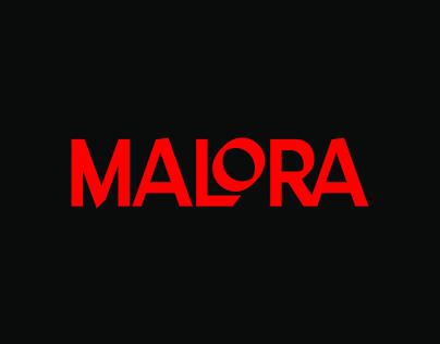Malora - Logotype