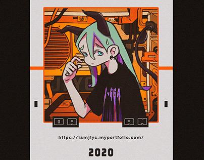2020 Project ORANGE