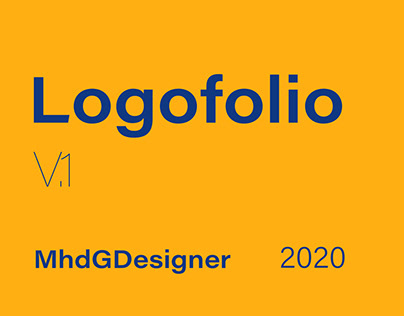 logofolio v.1 لوغو