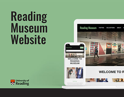 Reading Museum Website