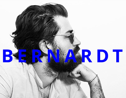 J. Bernardt - Website for singer