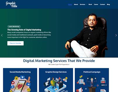 Digital Marketing Agency Design