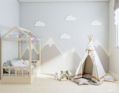 Children's Room - BM electronic models Workshop