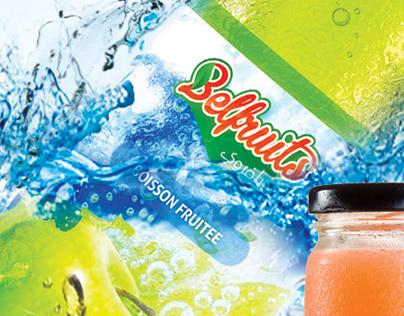 Logo & Product Label Design