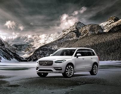 Volvo - The All-New XC90