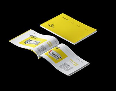 Meron | Brochure