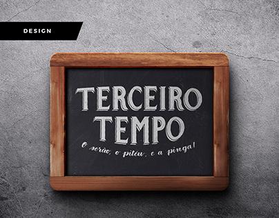 Brand Identity - Terceiro Tempo Restaurant